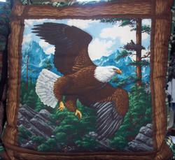 Cushion - Eagle