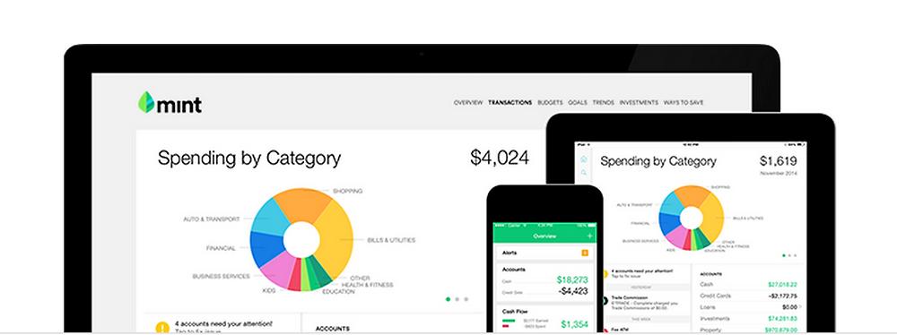 Dubai Tech Startups - Mint.com