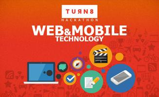 Join us this weekend for the TURN8 HACKATHON!