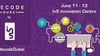 Join us June 11-13 for DECODE DUBAI - In5!