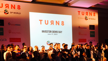 7 Startups Graduated at Turn8 Demo Day