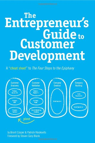 Entrepreneur's Guide to Customer Dev