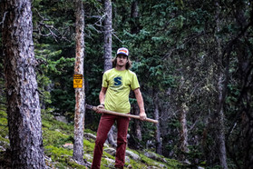 Bergen Khare   Trail Artist