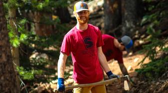 Brendan Bengtson   Trail Artist