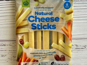 My favourite 'ON THE GO' snacks for kids