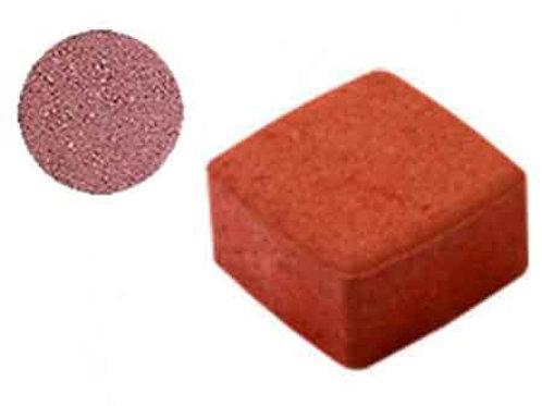 Тротуарная плитка вибропрессованная 1К.6 Классика-1 красная (1,5%)