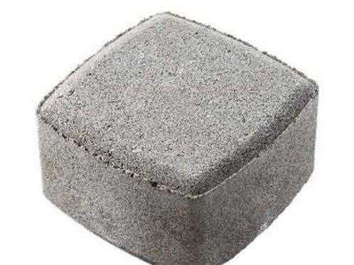 Тротуарная плитка вибропрессованная 1К.6 Классика-1 серая