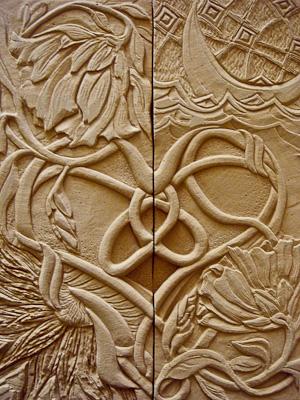 unpainted heart with sun ans moon.jpg
