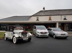 White Viscount, V Class & Limousine