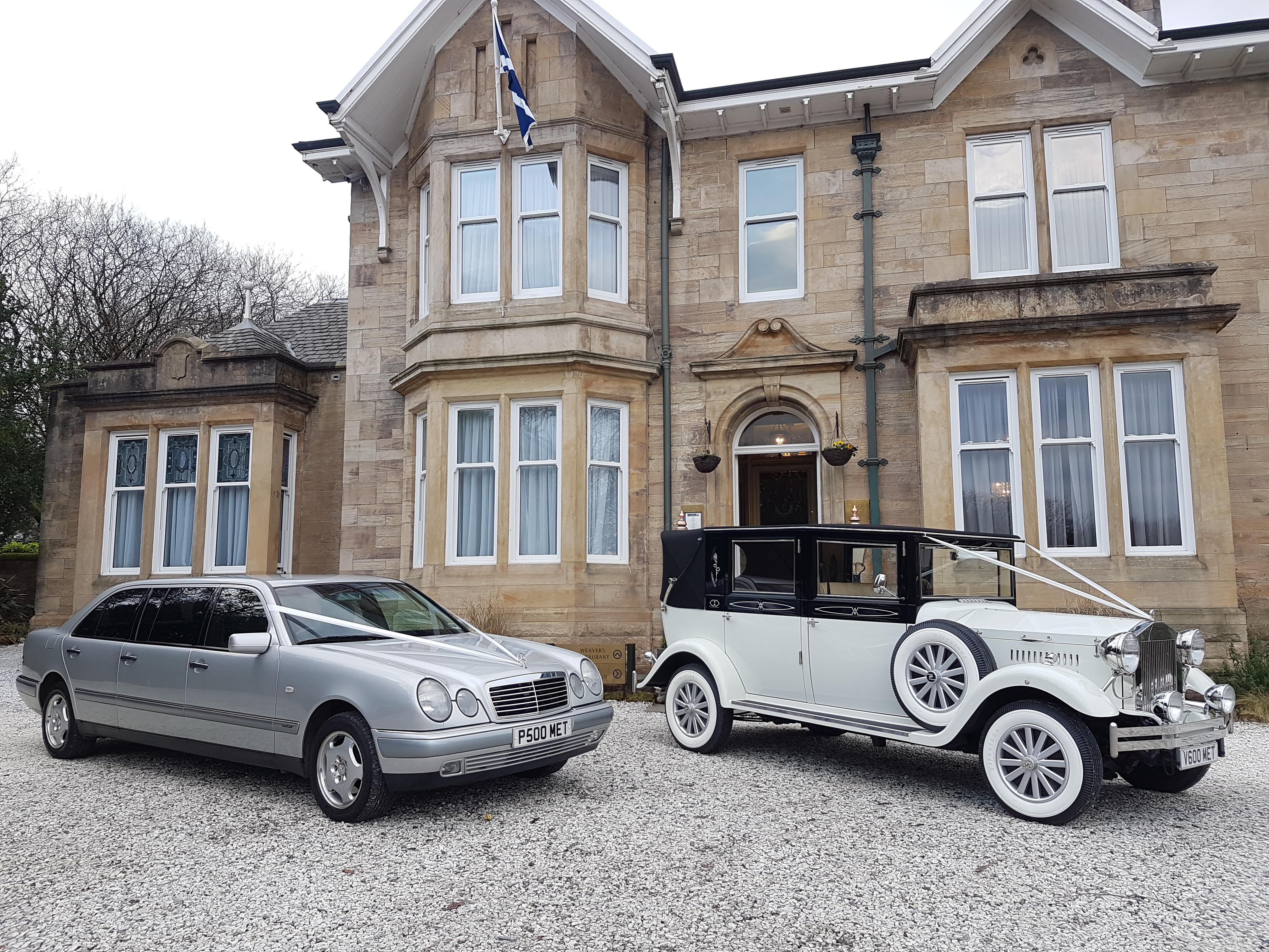 Limousine & White Viscount
