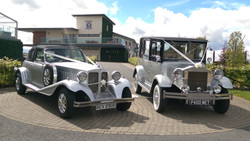 Silver Beauford & Imperial