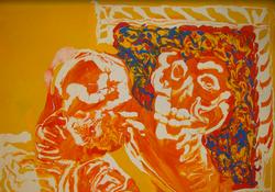 pintor mexicano Edmundo Font