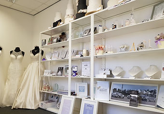 Wedding showroom
