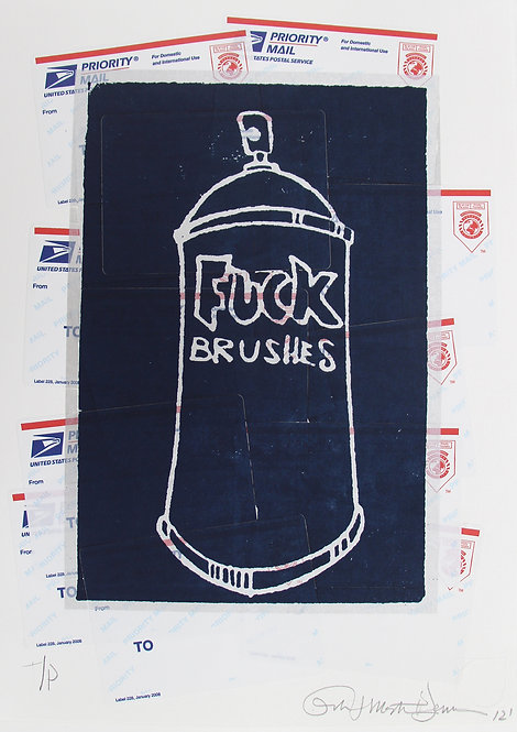 Fuck Brushes T/P