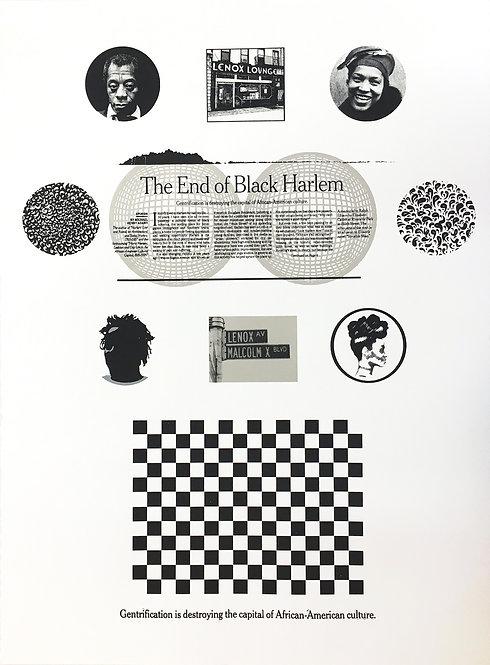The End of Black Harlem