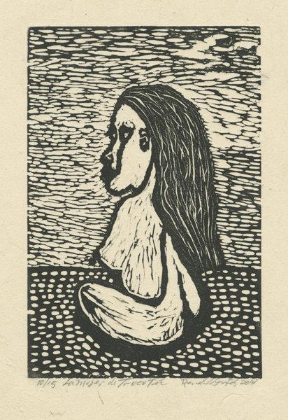 La Mujer de Trucutu (Cream Handmade -1)