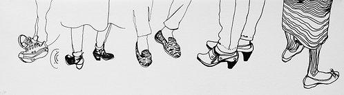 The Shoe Portrait Series