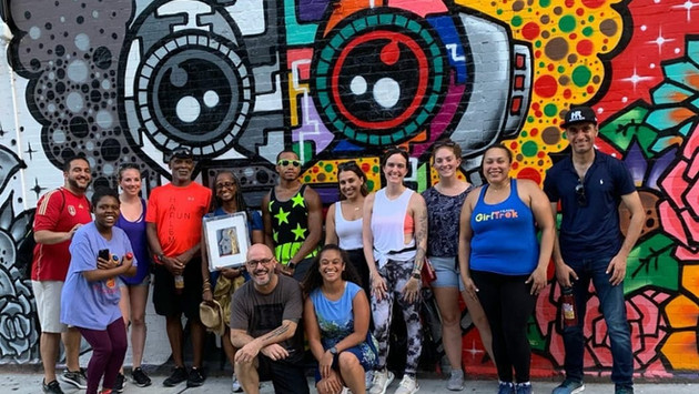 East Harlem Walks | Studio Visit