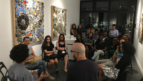 Leslie Jimenez | Artist Talk