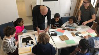 Jewish Community Center Harlem Studio Visit