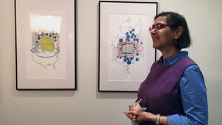 Artist Talk by Art in Flux: Rejin Leys