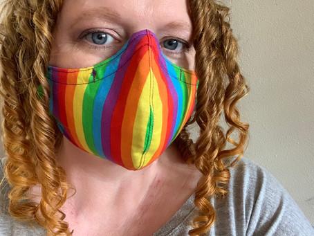 DIY Fabric Face Masks