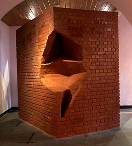 Teja Gavankar-Disturbed Corner-Serendipi