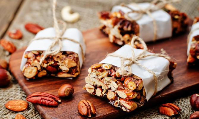 Recipe: Ancient Nutrition Bone Broth Pecan Pie Bars
