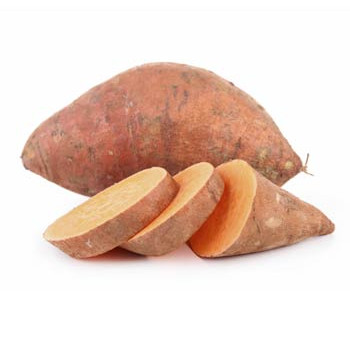 Recipe: Simple Sweet Potatoes