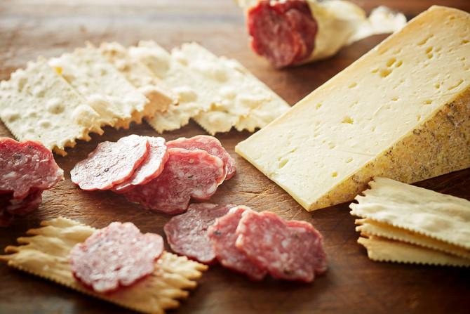 Pairing Salami & Cheese