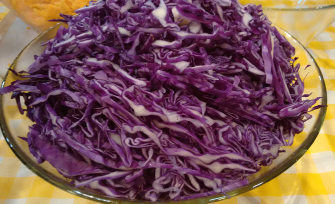 Red Cabbage Caraway Sauté Recipe
