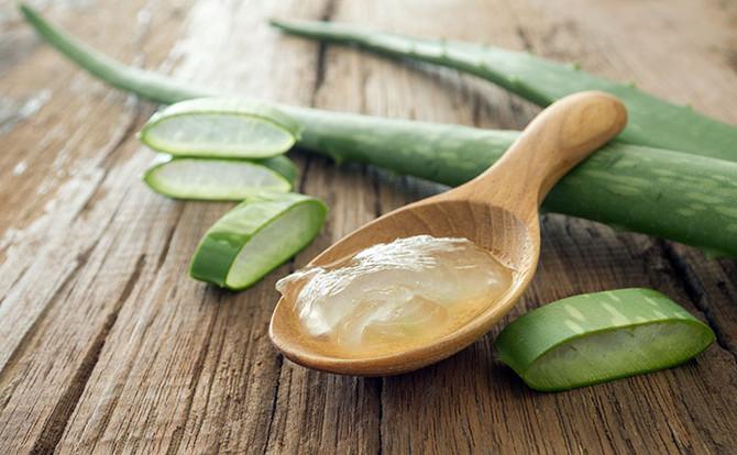 DIY: Aloe Face Moisturizer