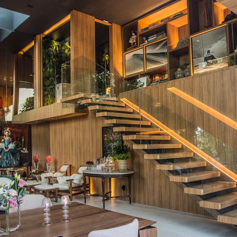 Ambiente Studio Pitangueira -  1ª Mostra Casas Conceito