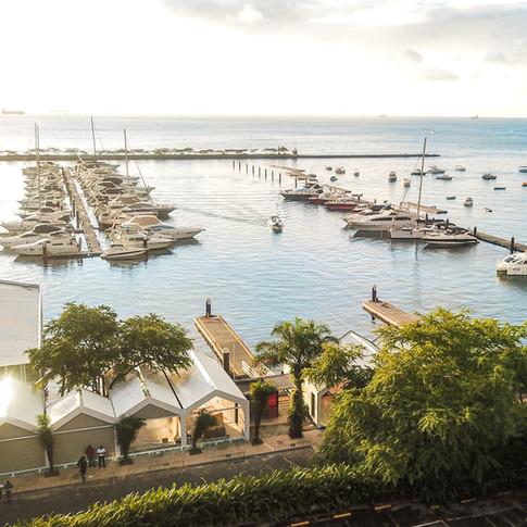2ª Mostra Casas Conceito - Construtora Oficial - Bahia Marina