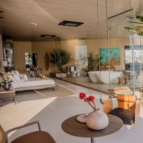 Ambiente Refúgio Itacaré - 2ª Mostra Casas Conceito