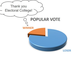 Become A US President With Only 22% Of The Popular Vote