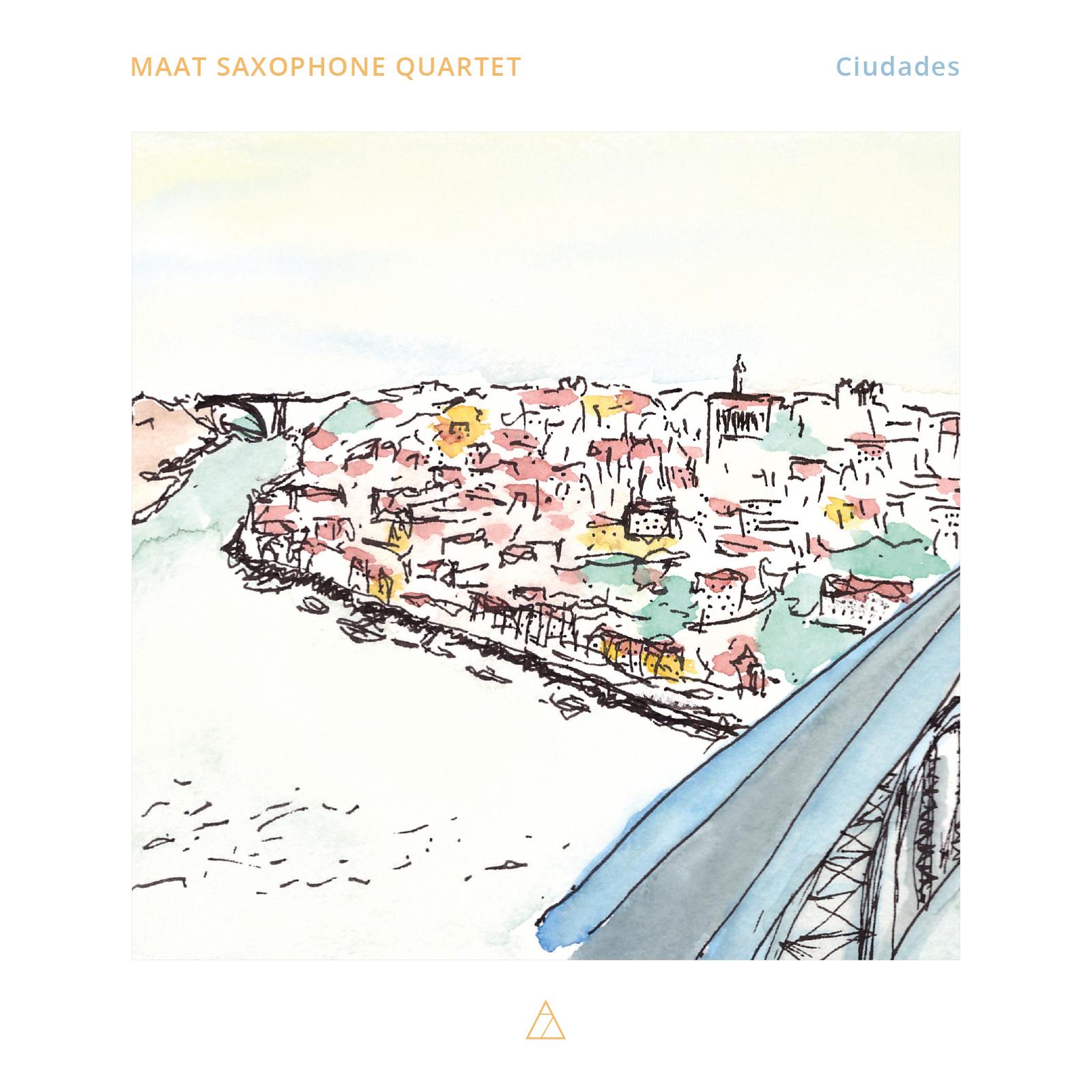 Maat-Sax-Quartet-Ciudades-_-cover-highre
