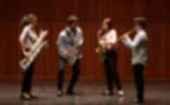 Maat Saxofone Quartet, PJM, Gulbenkian,