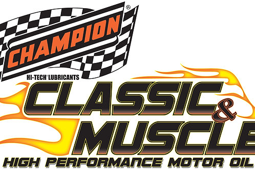 Champion- 10w30 Classic Muscle Oil