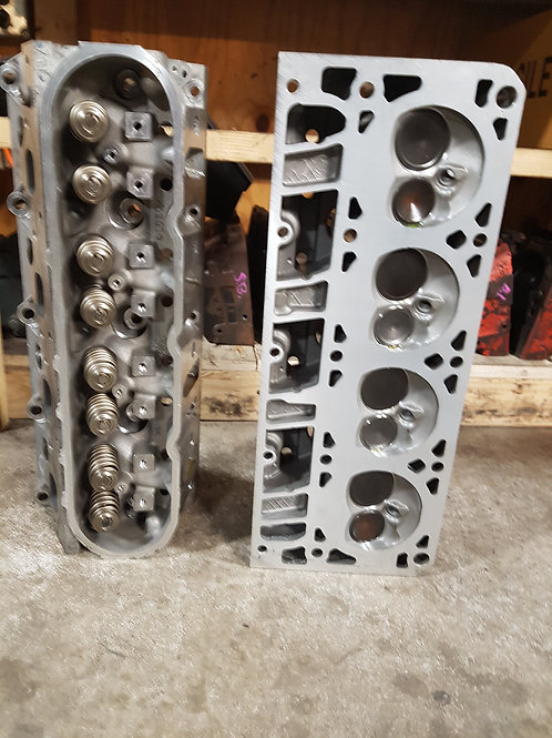 Cylinder Heads 4.8-5.3 Chevy LR4/LM7