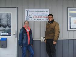 Lazzaro Performance, Inc.