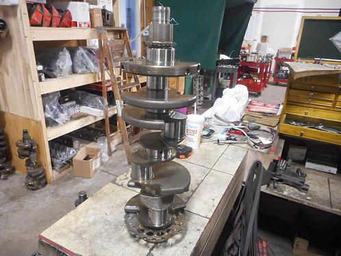 Crankshaft - 4.8 Liter '99-'06 LR4 - 24 tooth reluctor ring