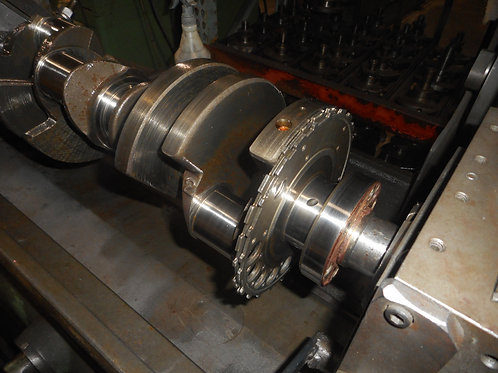 Crankshaft G.M. 5.3/6.0 LS
