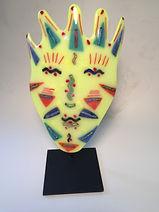 Mask 2, He wears a crown.JPG