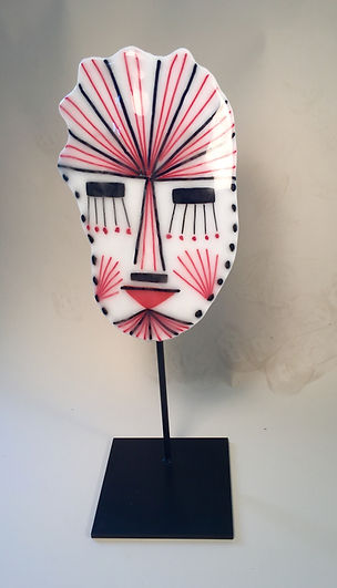 Mask 3, Red, white & black.JPG