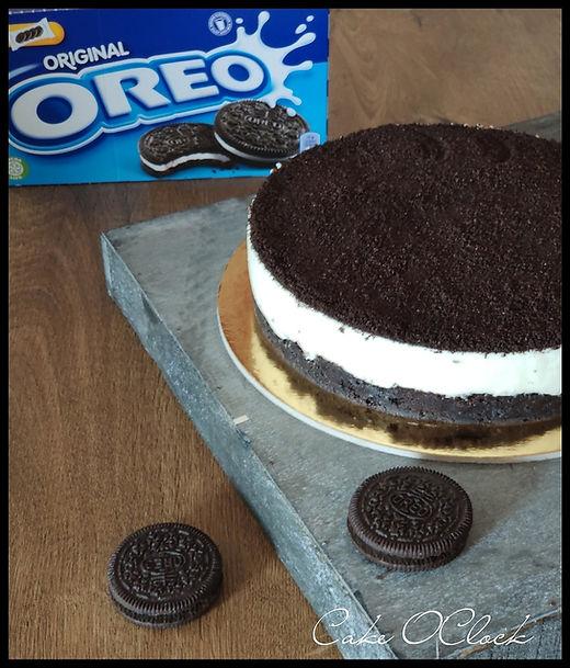 Oreo tota, torta Oreo, Oreo