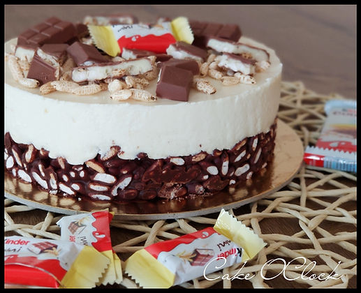 Kinder Country, Kinder Country torta