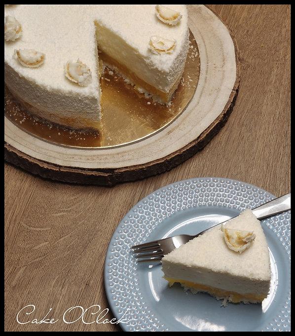 pina colada torta, ananasova torta, kokosova torta, pina colada