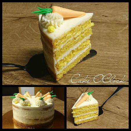 Korenčkova torta, Gospa Korenčkova