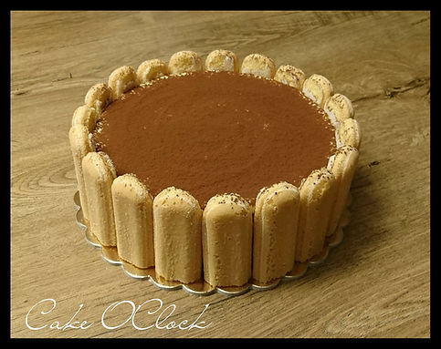 Tiramisu, Tiramisu torta